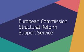 EU Structural Reform Support Service Logo