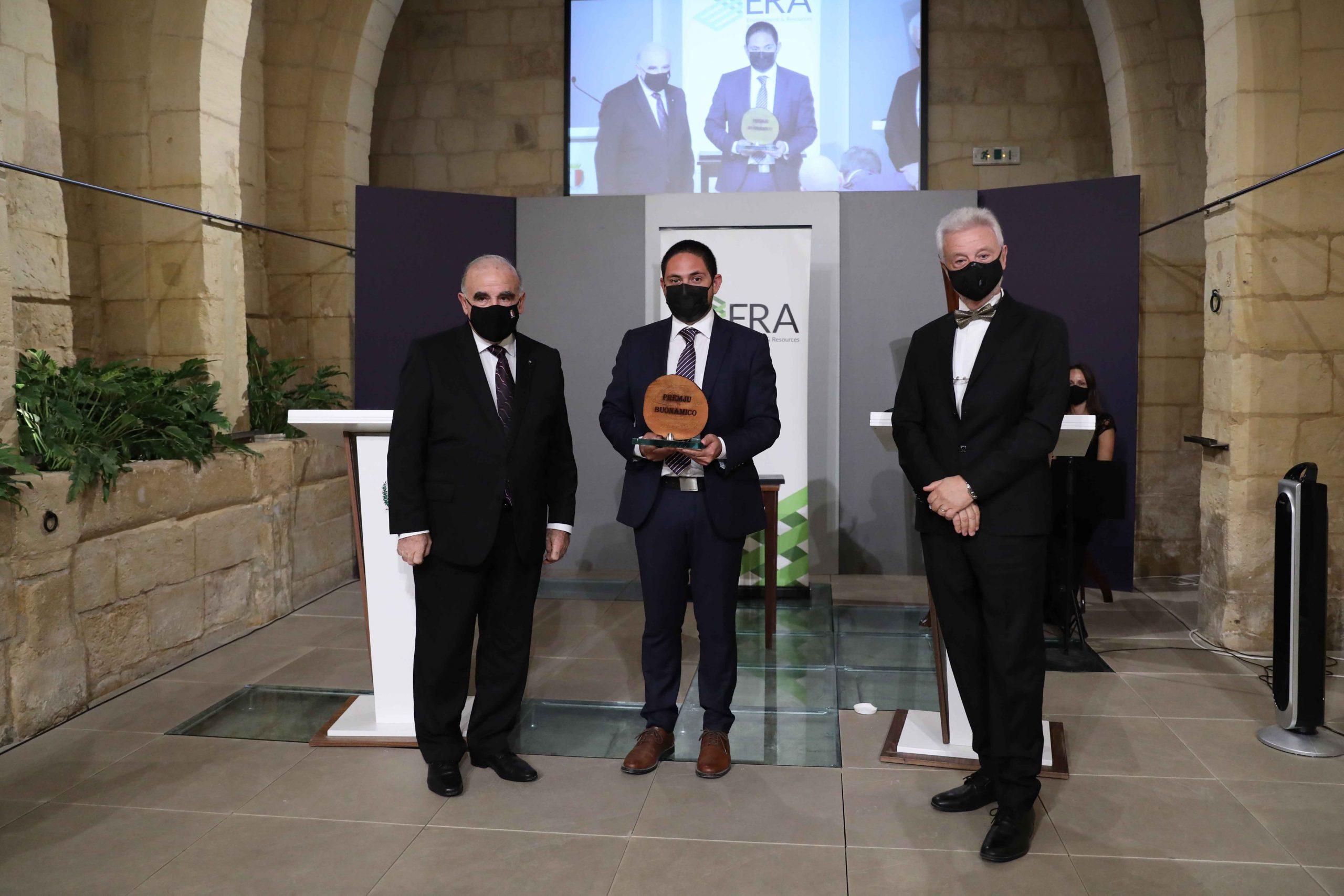 Buonamico Award 2021